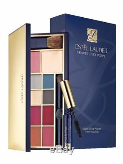 5 x Estee Lauder MAKEUP PALETTE Compact MASCARA Eye Shadow LIPSTICK NIB Lot of 5
