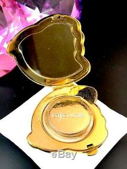 Amazing Estee Lauder Brilliant Butterfly Compact 2000 Glitter Bugs Collection