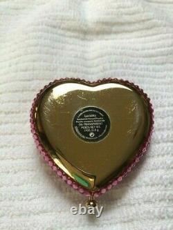 ESTEE LAUDER HEART OF HEARTS COMPACT Lucidity Pressed Powder 0.1 oz 2.8 g