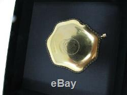 ESTEE LAUDER LUCIDITY COMPACT POWDER 2002 GOLD Sea Stars DIAMONDS OCTOPUS