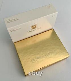ESTEE LAUDER Lucidity Pressed Powder SUGAR PLUM COMPACT Complete In Boxes