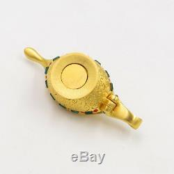 ESTEE LAUDER MAGIC LANTERN GENIE ALADDIN Solid Perfume /COMPACT New
