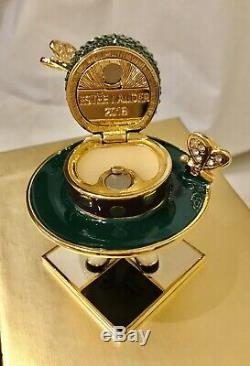 ESTEE LAUDER The MAD HAT Pleasures Solid Perfume Compact LIMITED EDITION 2018