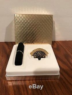 Estée Estee Lauder Intuition 2003 Venetian Fan Solid Perfume Compact