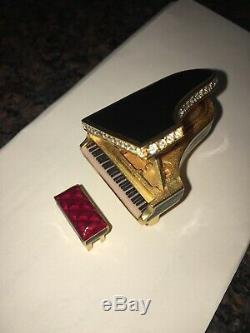 Estee Lauder 2000 Piano Perfume Compact Set