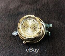 Estee Lauder 2001 BIRDBATH Solid Perfume Compact Pleasures