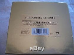 Estee Lauder 2002 PERFUME COMPACT PEGASUS MINT IN BOX INTUITION SOLID PERFUME
