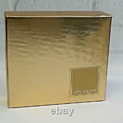 Estee Lauder 2002 Solid Perfume Compact Puppy Dog In Bubble Bath MIB Pleasures