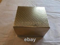 Estee Lauder 2003 Rollicking Roller Coaster Sparkly Solid Perfume Compact Mib