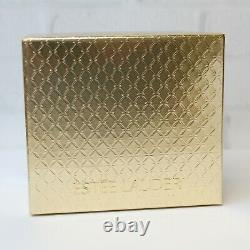 Estee Lauder 2003 Solid Perfume Compact Bejeweled Butterfly Strongwater MIBB