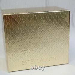 Estee Lauder 2003 Solid Perfume Compact Gilded Stage Coach Horses MIBB Pleasures