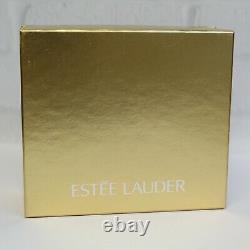 Estee Lauder 2004 Solid Perfume Compact Swarovski Bustier MIB Beautiful
