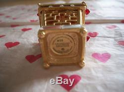Estee Lauder 2009 JEWELED LANTERN PERFUME COMPACT FULL