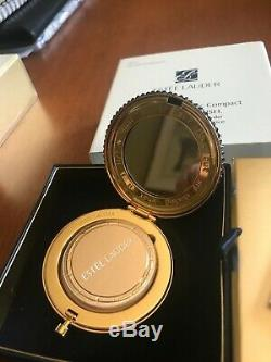 Estee Lauder A Sparkle of Magic Powder Compact SOLD OUT