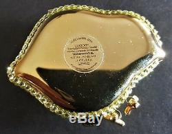 Estee Lauder BEJEWELED Lucidity Translucent Pressed Powder CHIC CHICK Compact