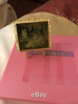 Estee Lauder Beautiful 2002 Weekend Artist Solid Perfume Compact Henri Lebasque