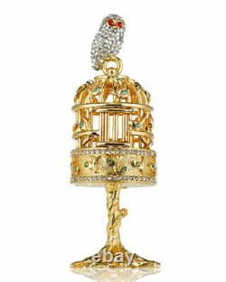 Estee Lauder Beautiful Bird Song Solid Perfume Compact 2019 Nwob
