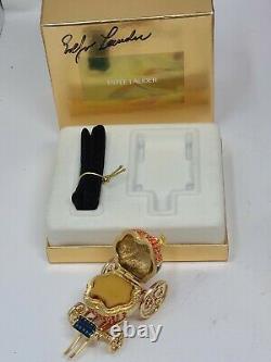 Estee Lauder Beautiful Solid Perfume Cinderella's Coach