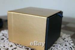 Estee Lauder Bejeweled JEWELED JUKEBOX Solid Perfume Compact With Box