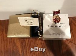 Estee Lauder Beyond Paradise Holiday 04 Harrods English Emblems Perfume Compact