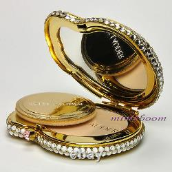 Estee Lauder COUNTRY MOUSE Lucidity Powder Compact 0.1 oz 2.8 g