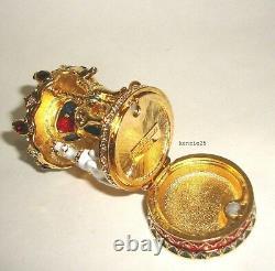 Estee Lauder Carousel Solid Perfume Compact 2018 Empty Ub