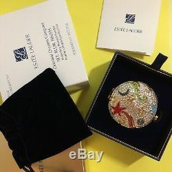 Estee Lauder Celestial Dream Compact 05 Translucent Pressed Powder 0.1oz LE NIB
