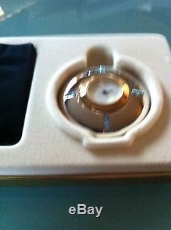 Estee Lauder Clock Compact Pressed Powder