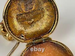 Estee Lauder Compact Phone 2000 Perfume Intact