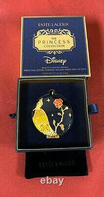 Estee Lauder Disney Beauty Is Found Within Powder Compact 0.1oz New in Box