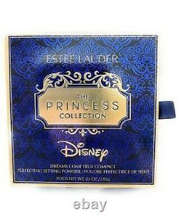 Estee Lauder Disney Dreams Come True Powder Compact 0.1oz New in Box RARE