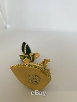 Estee Lauder Fairy Solid Perfume Compact, Pleasures Scent, 2001, New