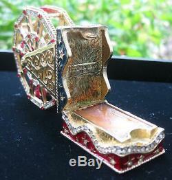Estee Lauder Ferris Wheel Solid Perfume Compact