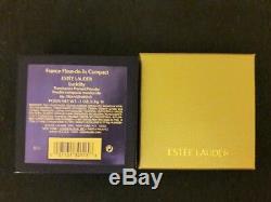 Estee Lauder France Fleur De Lis Lucidity Powder Compact Very Rare & BNIB