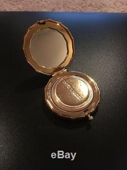 Estee Lauder GLAMOUR BEE Lucidity Powder Compact 0.1 oz 2.8 g