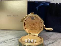 Estee Lauder GLORIOUS GRAMOPHONE Compact for Solid Perfume 2007 Jay Strongwater