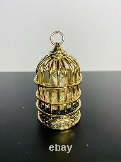 Estee Lauder Gilded Bird Cage Beyond Paradise Solid Perfume Compact