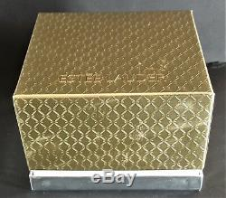 Estee Lauder Intuition 2003 BEJEWELED BUTTERFLY Solid Perfume Compact NEW IN BOX