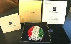 Estee Lauder Italia Compact 01 Translucent Perfecting Pressed Powder Crystals