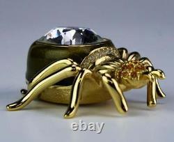 Estee Lauder Jay Strongwater Scorpion Beautiful solid perfume