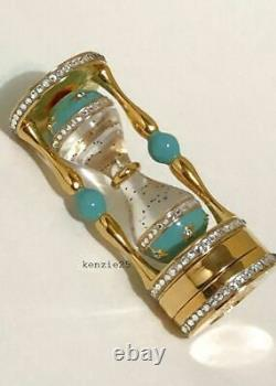 Estee Lauder Jeweled Hourglass Solid Perfume Compact 2019 Nwob