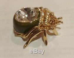 Estee Lauder Jeweled Spider Solid Perfume Compact 2008