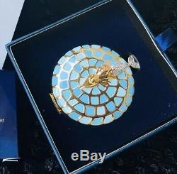 Estee Lauder LADY OF THE SEA 01 Translucent Perfecting Pressed Powder COMPACT LE
