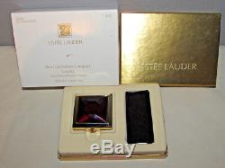 Estee Lauder Lucidity Compact Pressed Powder January Birthstone New Zodiac
