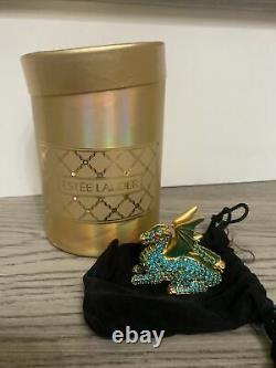 Estee Lauder Magic Dragon Solid Perfume Compact 1999 Fragrance