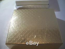 Estee Lauder Perfume Compact 2003 Glorious Bow Flag Mib