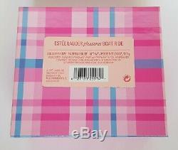 Estee Lauder Pleasures BOAT RIDE Solid Perfume Compact NIB 2002