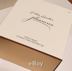 Estee Lauder Pleasures EXOTIC PAISLEY Solid Perfume Compact 2015 LE NIB