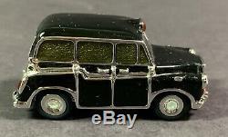 Estee Lauder-Pleasures London Taxi-Solid Perfume Compact-1XYP-Original Packaging