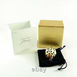 Estee Lauder Pleasures Off To The Ball Compact For Solid Pefrume New